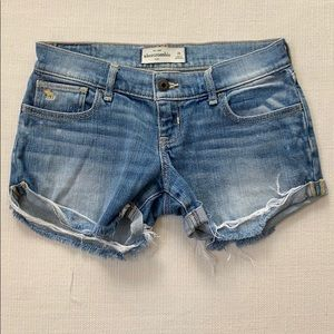 ❗️GREAT CONDITION❗️ Abercrombie Kids Denim Shorts